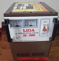 ỔN ÁP LIOA 3KVA, LIOA 3KVA, LIOA 3000, LIOA SH 3000, LIOA 300W