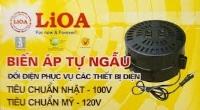 ĐỔI NGUỒN LIOA 220V/100V-120V