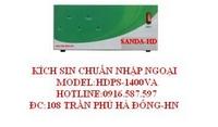 máy kích điện nhập khẩu SANDA - HD 1400VA-24VDC